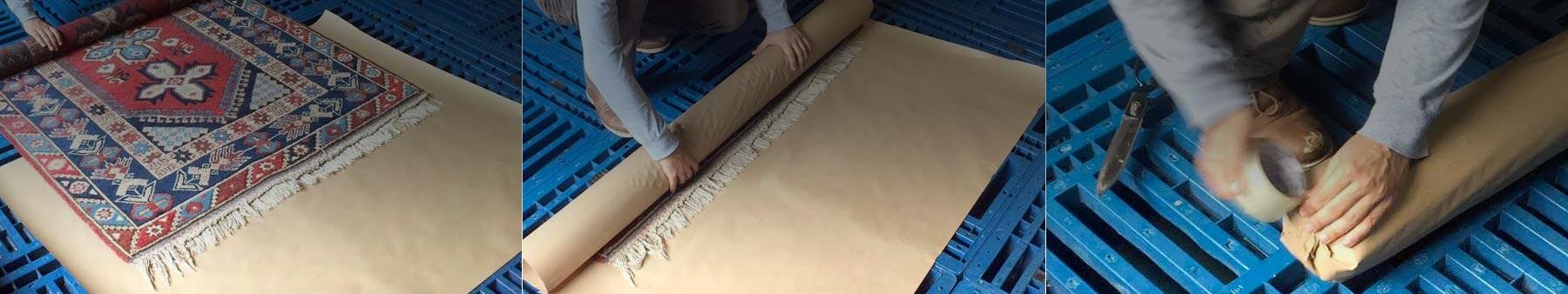 Carpet Rug Storage Services