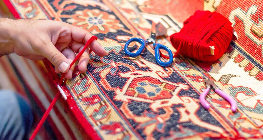Oriental Rug Repair Md Rug Restoration Dc Persian Carpet