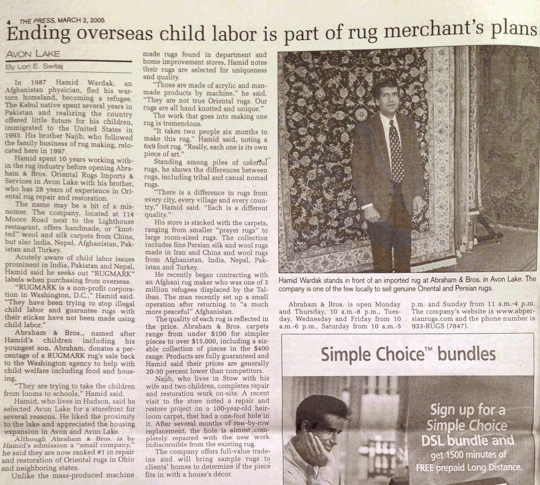 Ending Child Labot