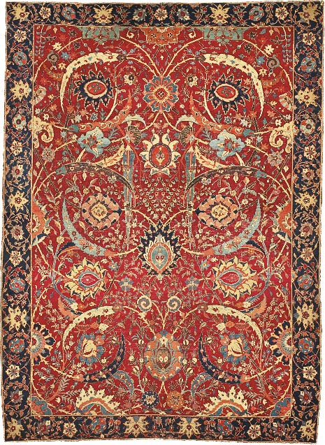 Most Expensive Rug Ever Sold Quot Persian Kerman Quot