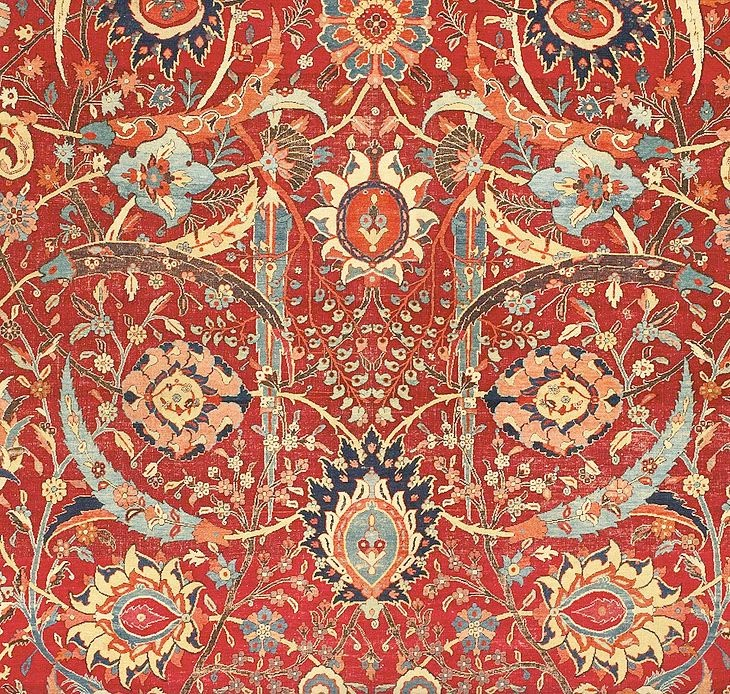 Most expensive Persian rug
