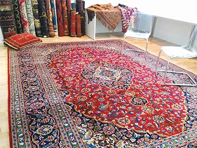 Handmade Rugs Can Last Generations We Want To Help Protect Your Investment