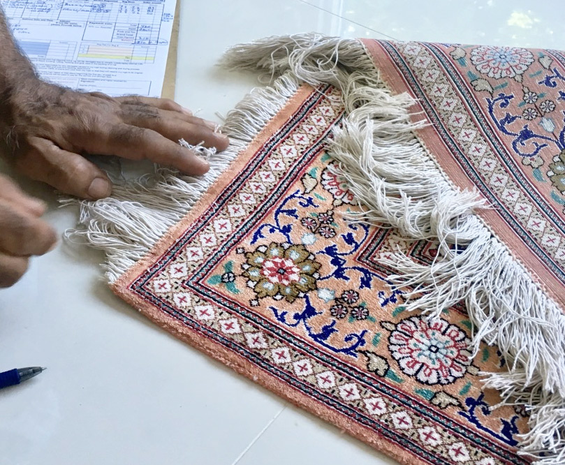 Silk Rug Cleaning Dc Md Persian Silk Carpet Cleaners