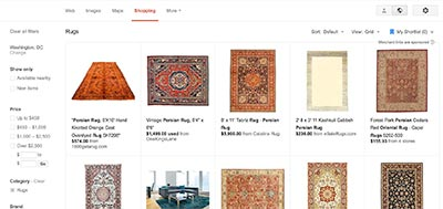 buying rugs online guide tips
