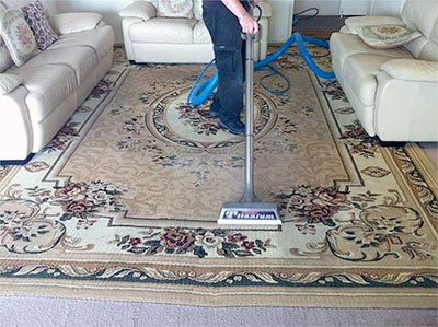 cleaning oriental rugs home